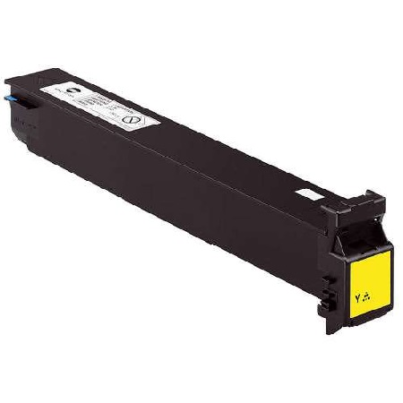 Konica Minolta TN313 Yellow Remanufactured Toner Cartridge