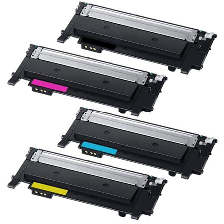 Compatible Multipack Samsung CLT-K404S Full Set Toner Cartridges