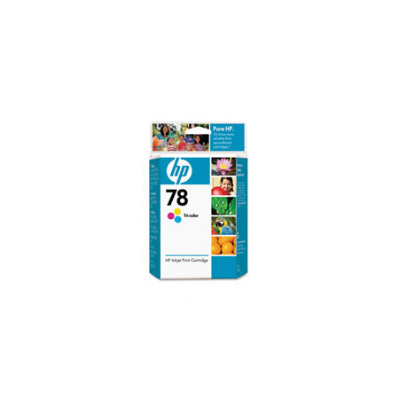 HP 78 Tri-Color Original Inkjet Print Cartridge (C6578DN)