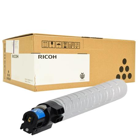 Ricoh 841650 (841738) Cyan Original Toner Cartridge
