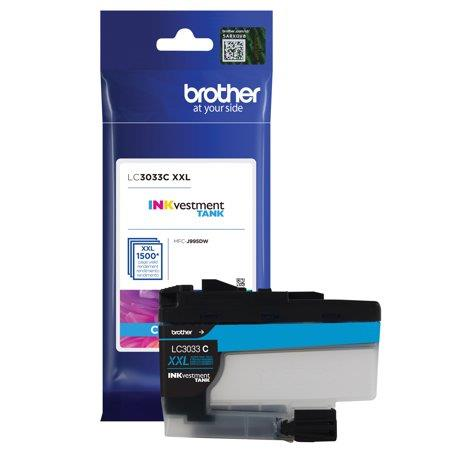 Brother LC3037C Cyan Original Extra High Capacity Ink Cartridge