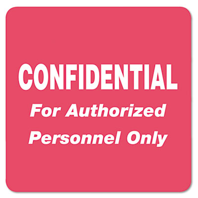 Tabbies Confidential Label