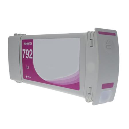 HP 792 Latex Magenta Remanufactured Ink Cartridge (CN707A)