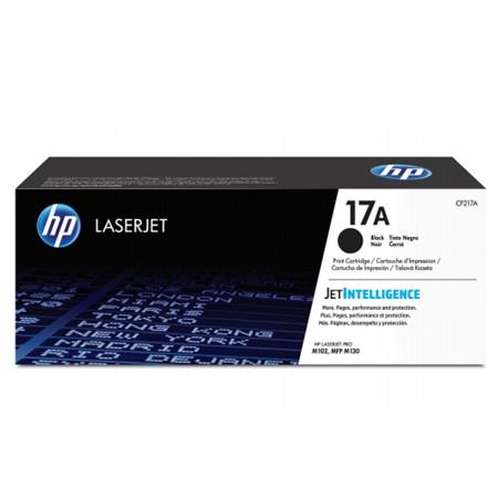 HP 17A (CF217A) Black Original Toner Cartridge