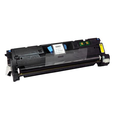 Compatible Yellow HP 122A Toner Cartridge (Replaces HP Q3962A)