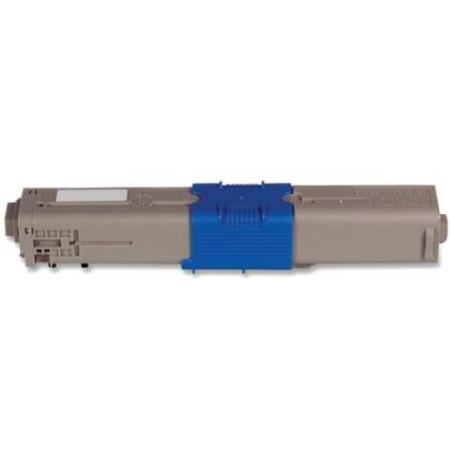 Compatible Cyan Oki 44469703 Standard Yield Toner Cartridge