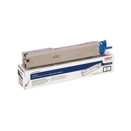 OKI 43459304 Black Original Toner Cartridge