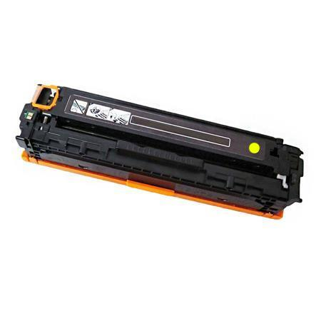HP 410A (CF412A) Yellow Remanufactured Standard Capacity Toner Cartridge