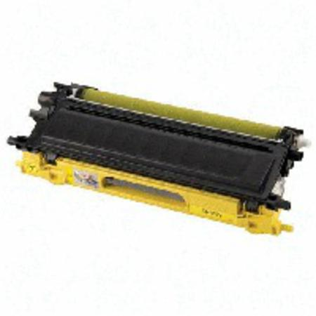 Brother TN115Y Remanufactured Yellow Laser Toner Cartridge