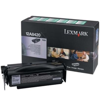 Lexmark T430 Original Return Program Print Cartridge