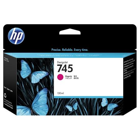 HP 745 (F9J95A) Magenta Original Standard Capacity Ink Cartridge