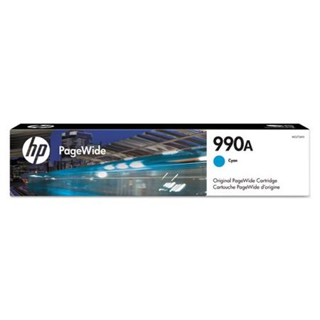 HP 990A (M0J73AN) Cyan Original Standard Capacity PageWide Cartridge