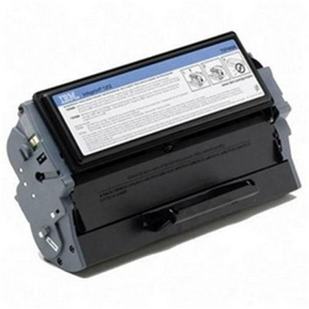 IBM 75P4686 Black Remanufactured Micr Infoprint Toner Cartridge