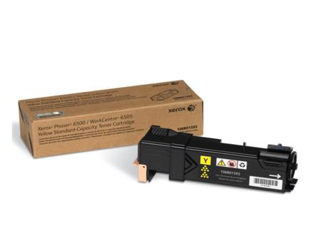 Xerox 106R01593 Yellow Original Standard Capacity Toner Cartridge