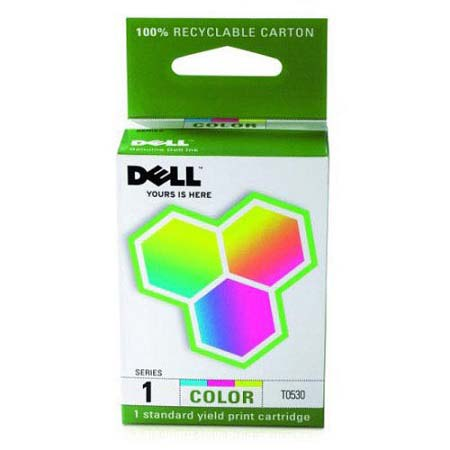 Dell 310-4143 (Series 1) Original Color Ink Cartridge