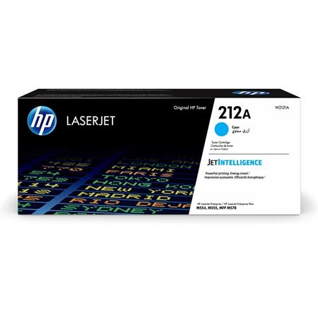HP 212A (W2121A) Cyan Original Standard Yield Toner Cartridge