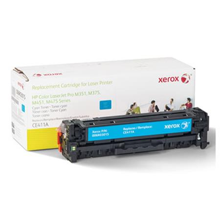 Xerox Premium Replacement Cyan Standard Capacity Toner Cartridge for HP 305A (CE411A)