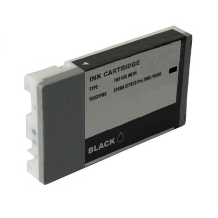 Compatible Black Epson T6031 Ink Cartridge (Replaces Epson T603100)