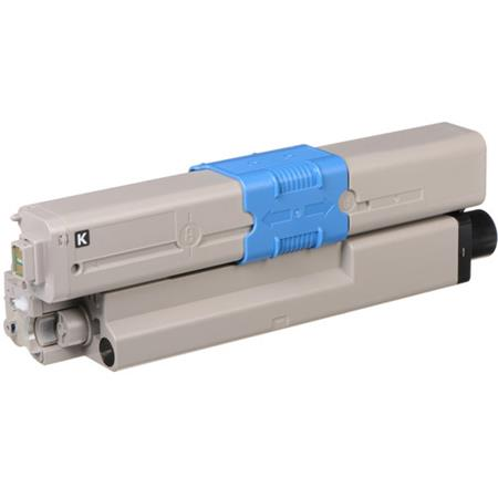 OKI 46508704 Black Remanufactured Toner Cartridge