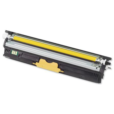 OKI 44250709 Yellow Remanufactured Standard Capacity Toner Cartridges