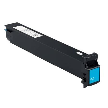 Konica Minolta TN613 Cyan Remanufactured Toner Cartridge (A0TM430)
