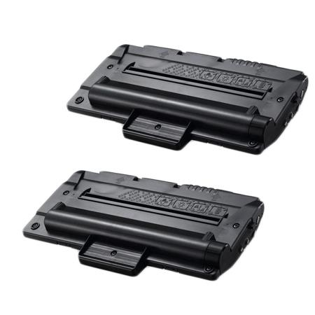 Compatible Twin Pack Black Samsung SCX-D4200A Toner Cartridges