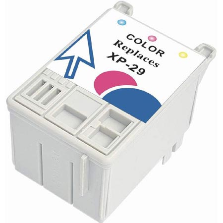Compatible Color Epson T029 Ink Cartridge (Replaces Epson T029201)