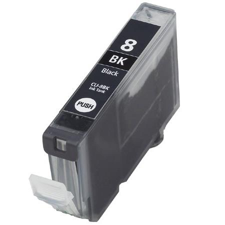 Compatible Black Canon CLI-8BK Ink Cartridge (Replaces Canon 0620B002)