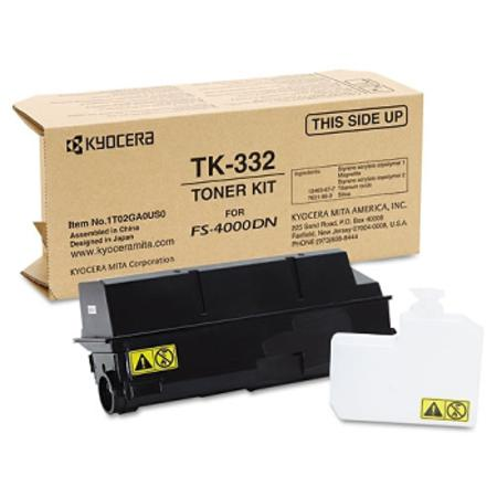 Kyocera TK-332 Original Black Laser Toner Cartridge