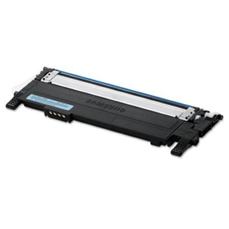 Samsung CLT-C406S Cyan Remanufactured Standard Capacity Toner Cartridge