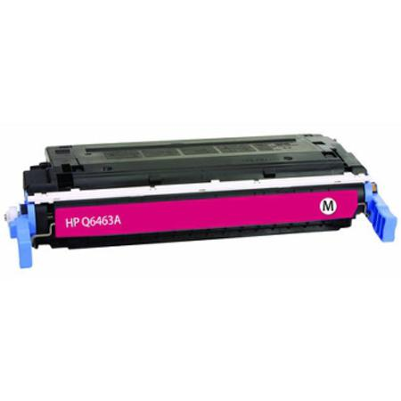 HP Color LaserJet Q6463A Remanufactured Magenta Toner Cartridge