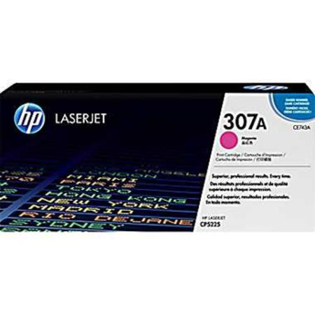 HP 307A (CE743A) Magenta Original Toner Cartridge