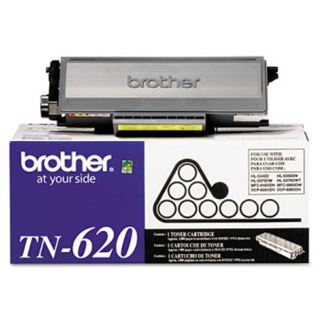 Brother TN620 Original Black Standard Capacity Toner Cartridge