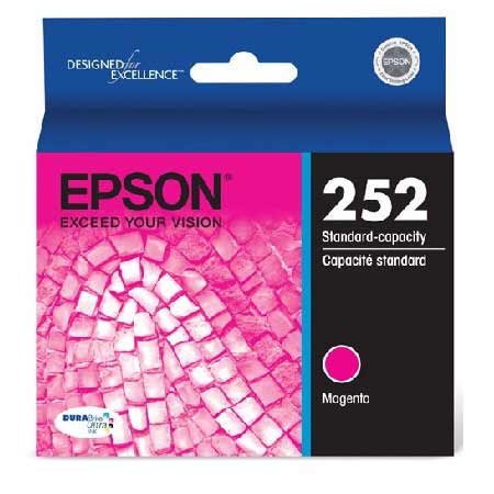 Epson T252320 Original Standard Capacity Magenta Ink Cartridge