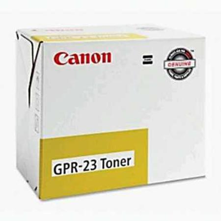 Canon GPR-23 Original Yellow Toner Cartridge (0455B003AA)