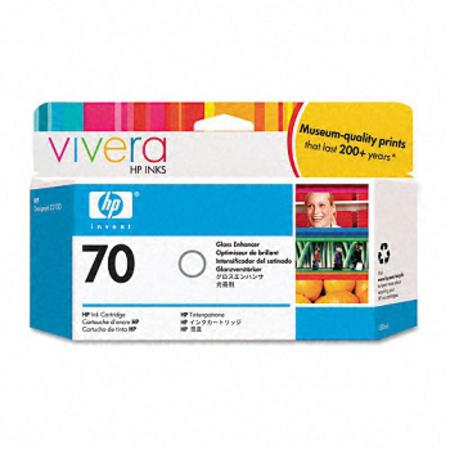 HP 70 Original Gloss Enhancer Ink Cartridge (C9459A)