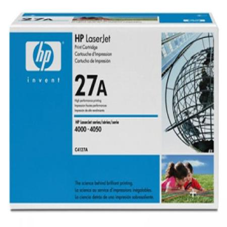 HP LaserJet 27A (C4127A) Black Original Standard Capacity Print Cartridge with Ultraprecise Technology