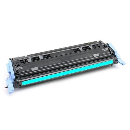 Compatible Cyan HP 124A Toner Cartridge (Replaces HP Q6001A)