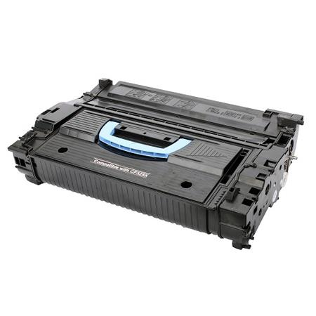 Compatible Black HP 25X High Yield Toner Cartridge (Replaces HP CF325X)