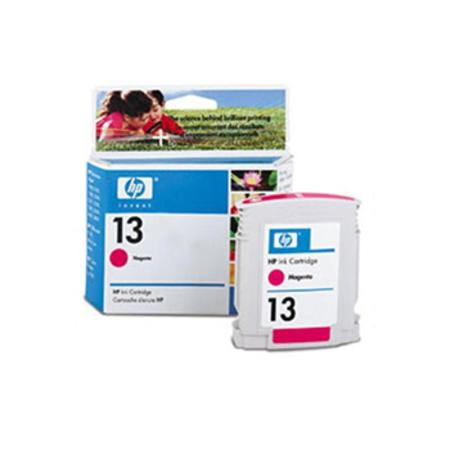HP 13 Magenta Original Ink Cartridge (C4816A)