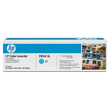 HP Color LaserJet CB541A Original Cyan Laser Toner Cartridge