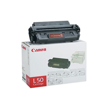 Canon L50 Original Black Toner Cartridge (6812A001AA)