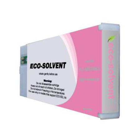 Mutoh VJ-MSINK3-LM Compatible Eco-Solvent Light Magenta Standard Capacity Inkjet Cartridge