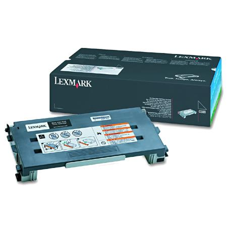 Lexmark C500 Original Black High Yield Toner Cartridge
