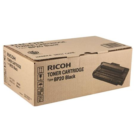 Ricoh 402455 Original Black Laser Toner Cartridge