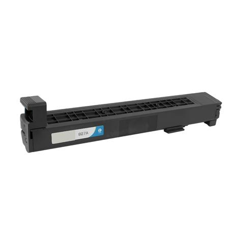HP 827A Cyan Remanufactured Toner Cartridge (CF301A)