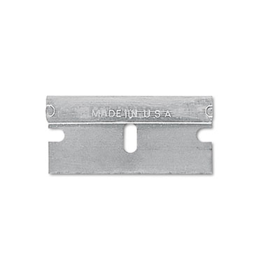 Sheffield Single Edge Safety Blades for Standard Safety Scrapers  10/Pack