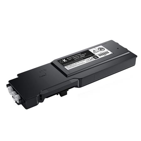 Compatible Black Dell 1KTWP High Capacity Toner Cartridge (Replaces Dell 593-BCBC)