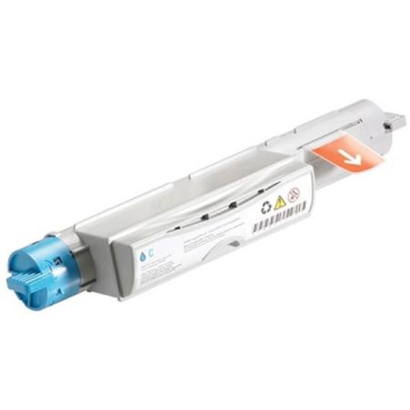 Compatible Cyan Dell 310-7891 High Capacity Toner Cartridge