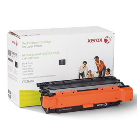 Xerox Premium Replacement Black Toner Cartridge for HP 647A (CE260A)